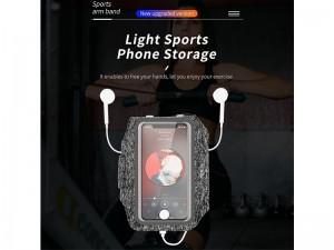 بازوبند ورزشی نگهدارنده گوشی راک مدل RST1037