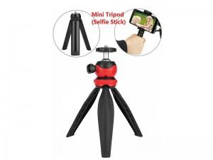 سه پایه دوربین و گوشی جی ماری مدل MT-20