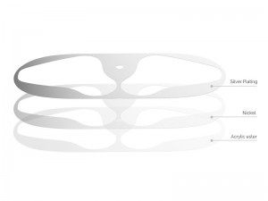 برچسب محافظ سطح داخلی کیس شارژ ایرپاد 2 برند آها استایل مدل PT68 (پک 2 عددی)