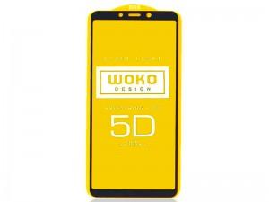 محافظ صفحه نمايش WOKO مناسب برای گوشی موبايل شیائومی Redmi Note 4X