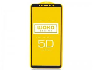 محافظ صفحه نمايش WOKO مناسب برای گوشی موبايل شیائومی Redmi S2