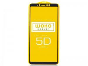 محافظ صفحه نمايش WOKO مناسب برای گوشی موبايل شیائومی Redmi Note 5A