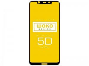 محافظ صفحه نمايش WOKO مناسب برای گوشی موبايل نوکیا 8.1