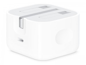 شارژر دیواری اورجینال اپل مدل A1696 USB-C 18W Power Adapter