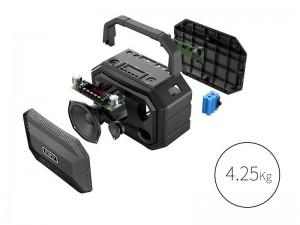 اسپیکر بی سیم چمدانی میفا مدل M520