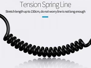 شارژر فندکی توتو دیزاین مدل CCL01 Sharp Series 3 in 1 Cable