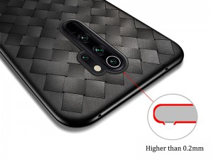 کاور طرح حصیری مناسب برای گوشی موبایل شیائومی Redmi Note 8 Pro