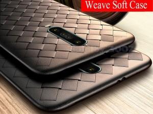 کاور طرح حصیری مناسب برای گوشی موبایل شیائومی Redmi K30