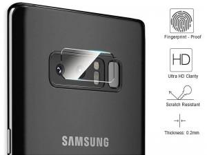 محافظ لنز دوربین مناسب برای گوشی موبایل سامسونگ Note 8