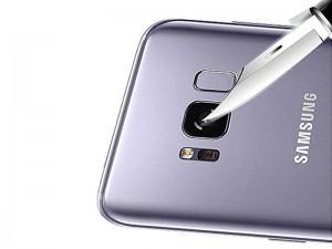 محافظ لنز دوربین مناسب برای گوشی موبایل سامسونگ S8 Plus