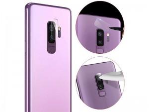 محافظ لنز دوربین مناسب برای گوشی موبایل سامسونگ S9 Plus