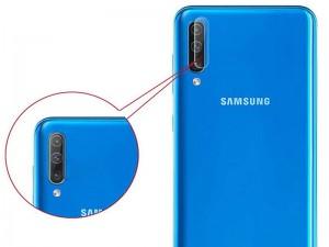 محافظ لنز دوربین مناسب برای گوشی موبایل سامسونگ A20s