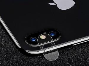 محافظ لنز دوربین مناسب برای گوشی موبایل آیفون Xs Max