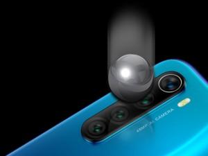 محافظ لنز دوربین مناسب برای گوشی موبایل شیائومی Redmi Note 8T
