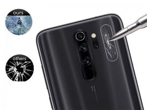 محافظ لنز دوربین مناسب برای گوشی موبایل شیائومی Redmi Note 8 Pro