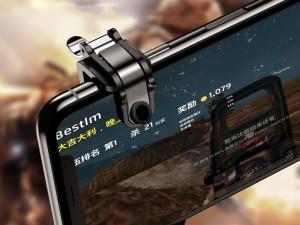 دسته بازی موبایل بیسوس مدل Grenade Handle For Games