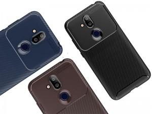 کاور طرح فیبر کربن بیکیشن مناسب برای گوشی موبایل نوکیا 8.1