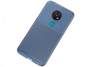 کاور طرح فیبر کربن بیکیشن مناسب برای گوشی موبایل Nokia 6.2/Nokia 7.2