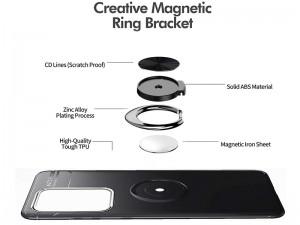 کاور حلقه انگشتی مدل Becation مناسب برای گوشی موبایل سامسونگ S20 Ultra