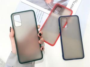کاور پشت مات دور رنگی مناسب برای گوشی موبایل سامسونگ A71