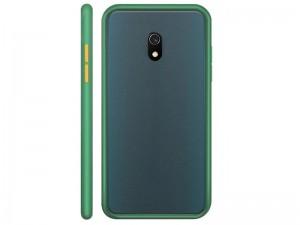 کاور پشت مات دور رنگی مناسب برای گوشی موبایل شیائومی Redmi 8A