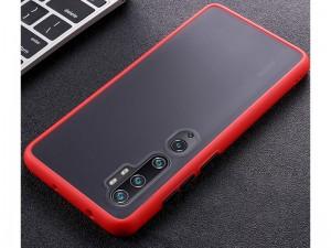 کاور پشت مات دور رنگی مناسب برای گوشی موبایل شیائومی Mi Note 10 Pro/Mi Note 10/Mi CC9 Pro