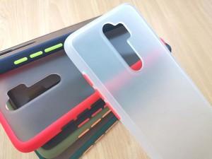 کاور پشت مات دور رنگی مناسب برای گوشی موبایل شیائومی Redmi Note 8 Pro