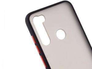 کاور پشت مات دور رنگی مناسب برای گوشی موبایل شیائومی Redmi Note 8T