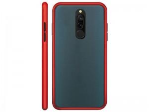 کاور پشت مات دور رنگی مناسب برای گوشی موبایل شیائومی Redmi 8