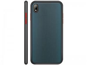 کاور پشت مات دور رنگی مناسب برای گوشی موبایل هوآوی Y5 2019
