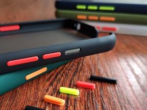 کاور پشت مات دور رنگی مناسب برای گوشی موبایل هوآوی Y5 2018