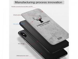 کاور محافظ طرح گوزن مدل Deer Case مناسب برای گوشی موبایل شیائومی Redmi Note 8 Pro