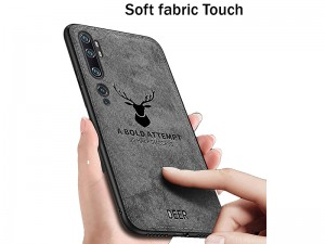 کاور محافظ طرح گوزن مدل Deer Case مناسب برای گوشی موبایل شیائومی Mi CC9 Pro/Mi Note 10/Mi Note 10 Pro