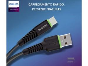 کابل تایپ سی فیلیپس مدل DLC1530C
