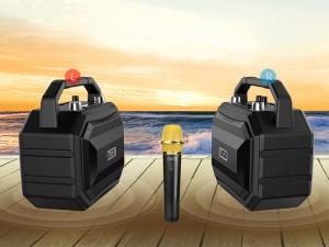 اسپیکر بی سیم چمدانی میفا مدل T520