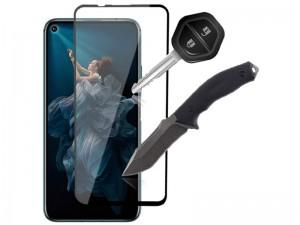 محافظ صفحه نمايش مدل 9D مناسب برای گوشی موبايل هوآوی Nova 5T