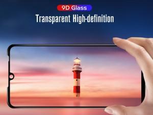 محافظ صفحه نمايش مدل 9D مناسب برای گوشی موبايل شیائومی Redmi Note 8