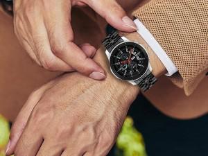 بند فلزی ساعت هوشمند سامسونگ Gear S3