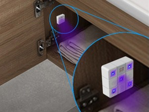 مکعب استریل کننده قابل حمل مدل YT-2020 O2 UVC LED Sterilize Cube