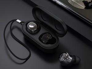 هندزفری بی سیم دیویا مدل EM031 TWS Wireless Earphone V2