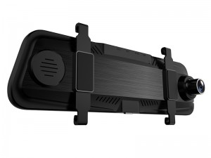 آینه ماشین دوربین دار مدل Azdome your car Companion 9.66'' Touch Screen
