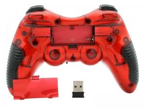 دسته بازی دوبل بی سیم وانمکس مدل MAX-G2470