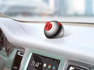 خوشبو کننده هوای خودرو بیسوس مدل Little Fragrant Pig Fragrance Holder