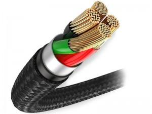 کابل تبدیل USB به Type-C راو پاور مدل RP-CB017