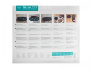 جارو برقی هوشمند انکر مدل Eufy RoboVac R450 T2110