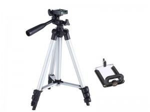 سه پایه دوربین و گوشی موبایل مدل Tripod 3110A
