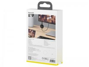دانگل وایرلس HDMI بیسوس مدل Meteorite Shimmer Wireless display adapter