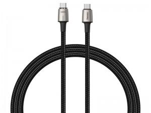 کابل مگنتی دو سر تایپ سی بیسوس مدل Zinc Magnetic Cable