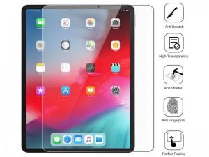 محافظ صفحه نمایش لیتو مدل 9H Tempered Glass Plus مناسب برای آیپد پرو 12.9 اینچی (2018 و 2020)