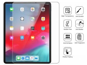 محافظ صفحه نمایش لیتو مدل 9H Tempered Glass Plus مناسب برای آیپد پرو 11 اینچی (2018 و 2020)
